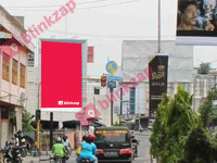 sewa media Billboard 190 A Yani Sp Rao T Tinggi KOTA TEBING TINGGI Street