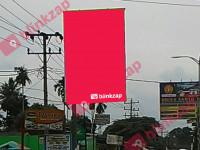sewa media Billboard BL_008_IDMW (B) KOTA MEDAN Street