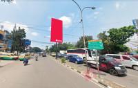 sewa media Billboard Billboard Jl. Peta Dekat Festival Citylink KOTA BANDUNG Street