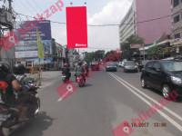 sewa media Billboard Billboard Jl. Rajawali Depan Hotel Grand Zuri (B) Kota Palembang KOTA PALEMBANG Street