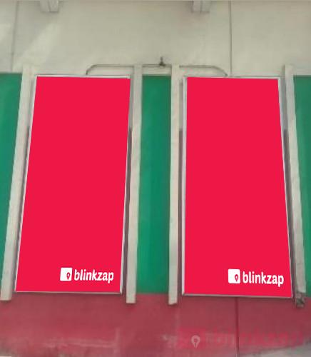 Sewa Wall Branding - Wall Sign Tamini Square C - kota jakarta timur