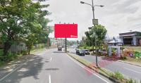 sewa media Billboard Billboard Jl. A  A  Maramis – Depan RM Shafa B KOTA MANADO Street