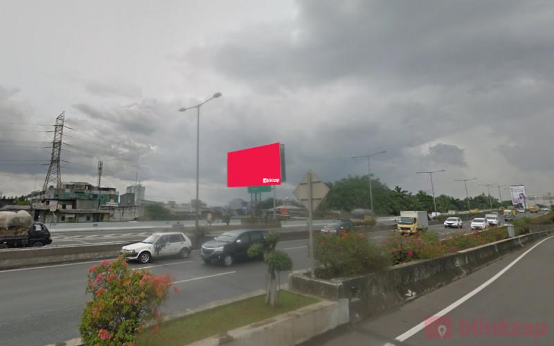 Sewa Billboard - Jembatan 3 Arah Bandara  - kota jakarta utara