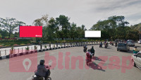 sewa media Videotron / LED Videotron KT 152 Jl. Ahmad Yani ( Bundaran Universitas Tanjungpura ) KOTA PONTIANAK Street