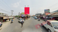 sewa media Billboard Billboard Jl. Raya Leuwiliang Pertigaan Cikaracak, Kab. Bogor KABUPATEN BOGOR Street