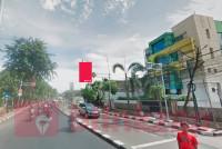 sewa media Billboard Billboard JL.Saharjo A KOTA JAKARTA SELATAN Street
