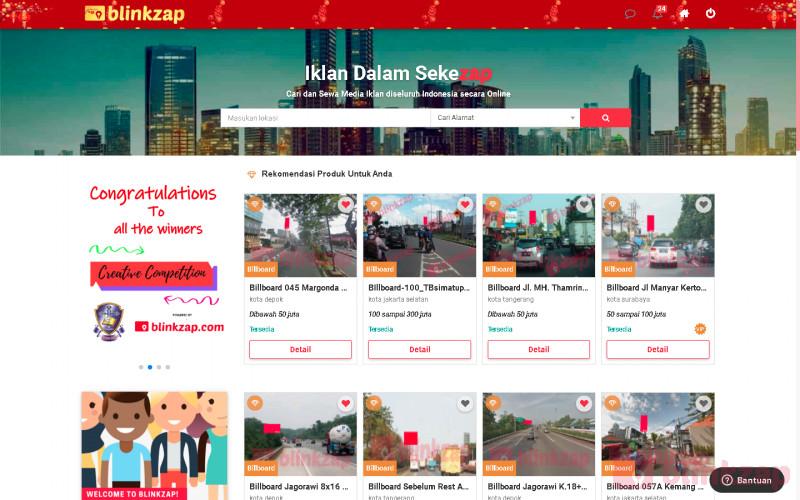 Sewa Vendor - Pembuatan WEBSITE  - kota jakarta selatan