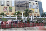 sewa media Wall Branding Thamrin City Wallsign KOTA JAKARTA PUSAT Mall