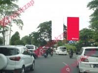 sewa media Billboard Jl. Veteran KOTA JAKARTA PUSAT Street