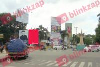 sewa media Billboard Baliho MTRJSBL19, Jalan Ade Irma Suryani - Kota Metro KOTA METRO Street