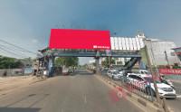 sewa media Billboard Billboard JPO JL.Jendral Sudirman ( Didepan MALL TANGCITY) A KOTA TANGERANG Street