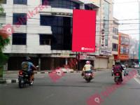 sewa media Billboard Semi Bil Suprapto  KOTA MEDAN Street