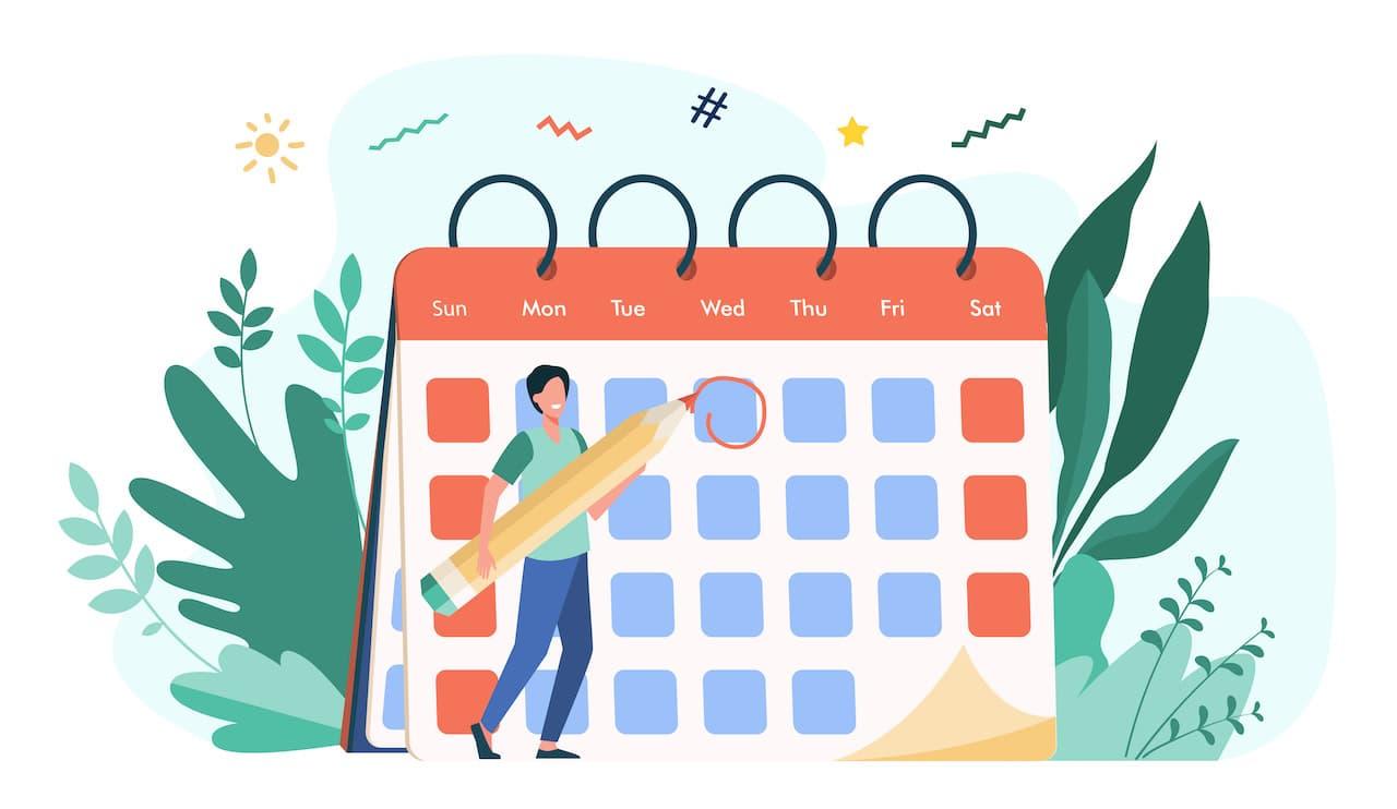 Hướng dẫn sử dụng file .ics tích hợp vào lịch điện tử google calendar, outlook