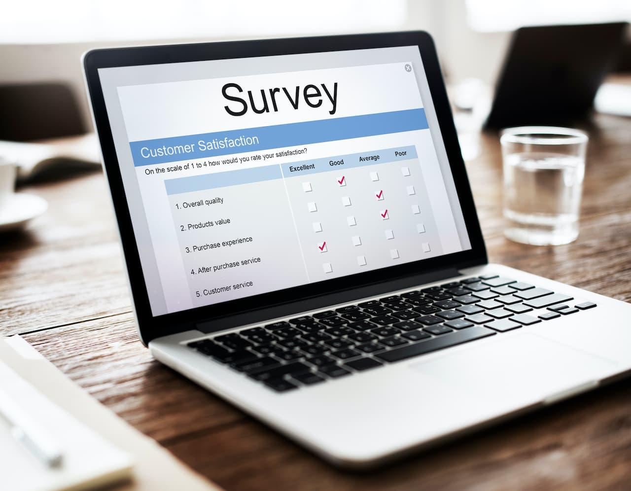 Tạo mẫu survey khảo sát với website wordpress có sẵn