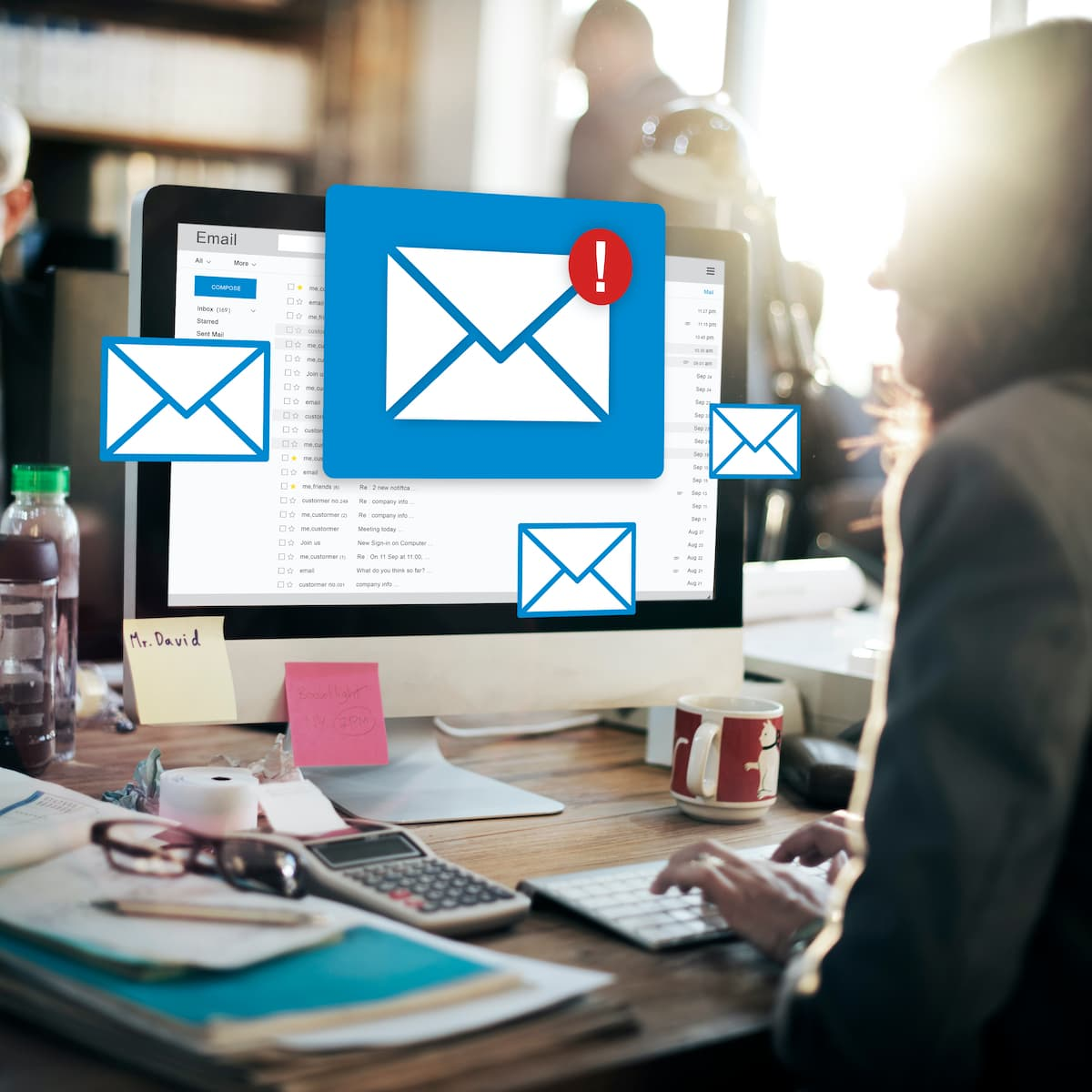Email công việc theo tên miền – chuyên nghiệp hóa doanh nghiệp