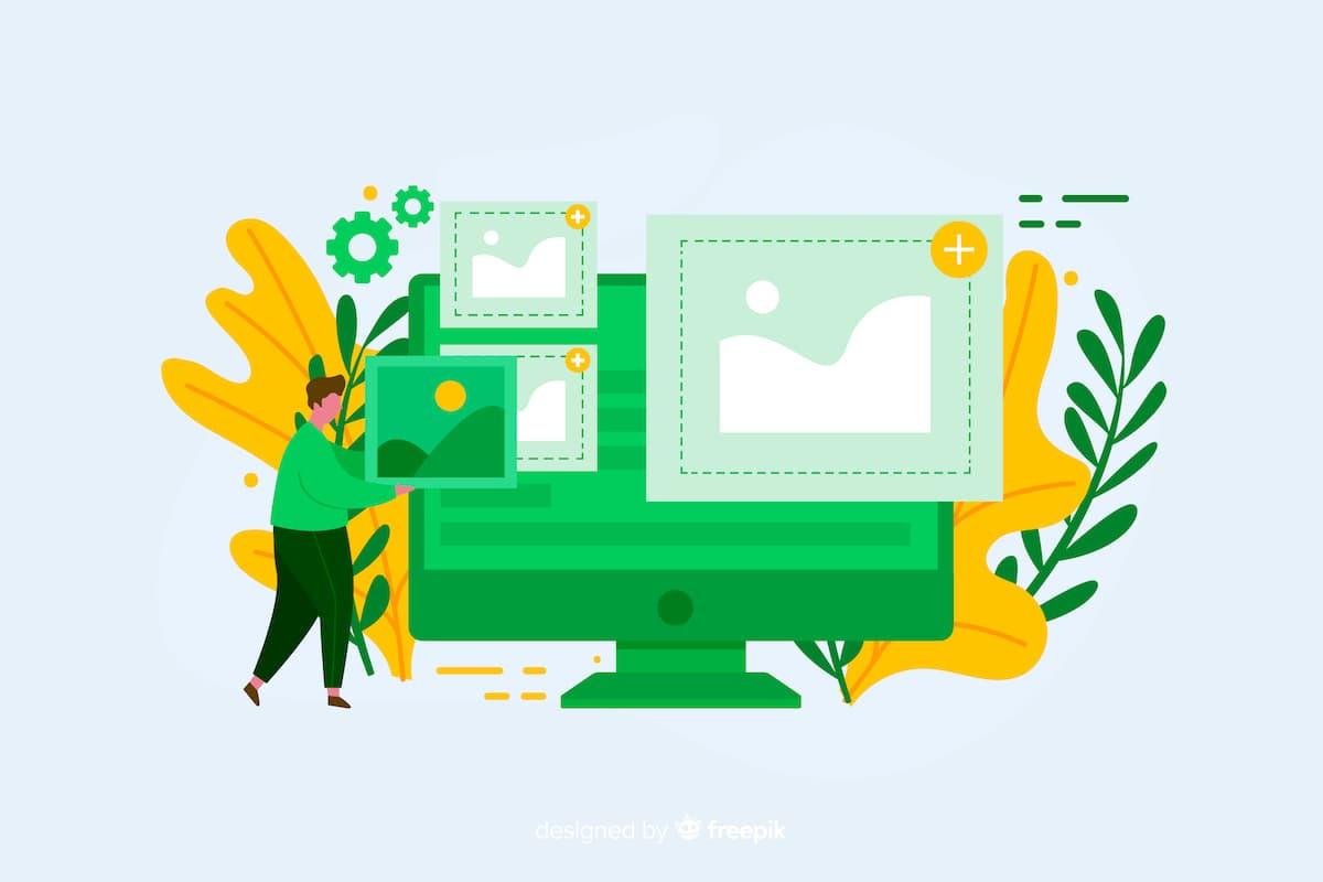 Thiết kế web với chuẩn hình ảnh mới nhất - Phần 2