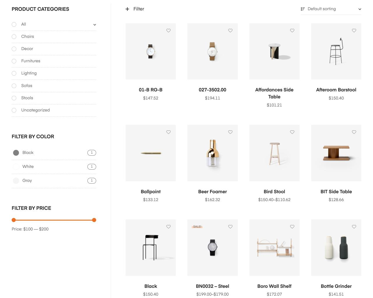 Website vật dụng trang trí nội thất - interior decoration-4