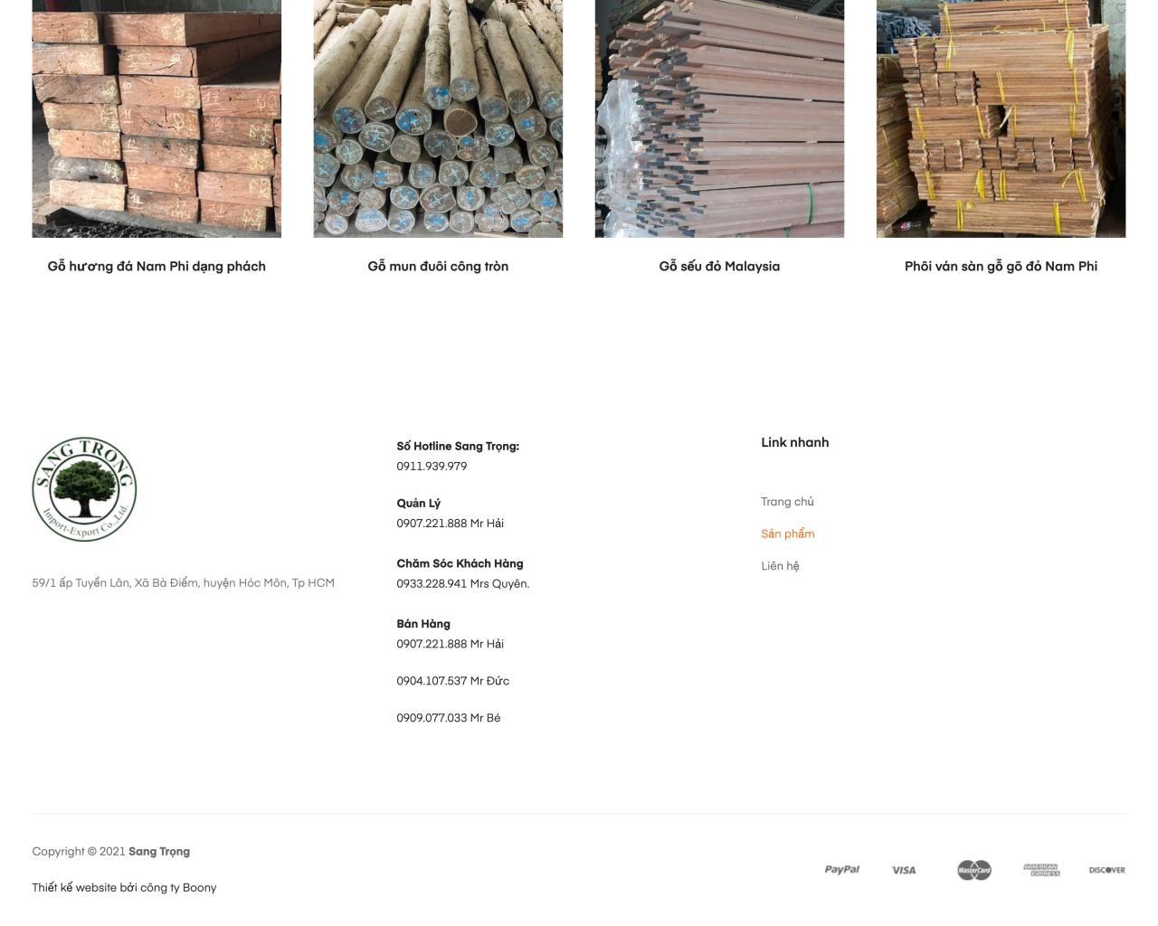 Website vật dụng trang trí nội thất - interior decoration-5