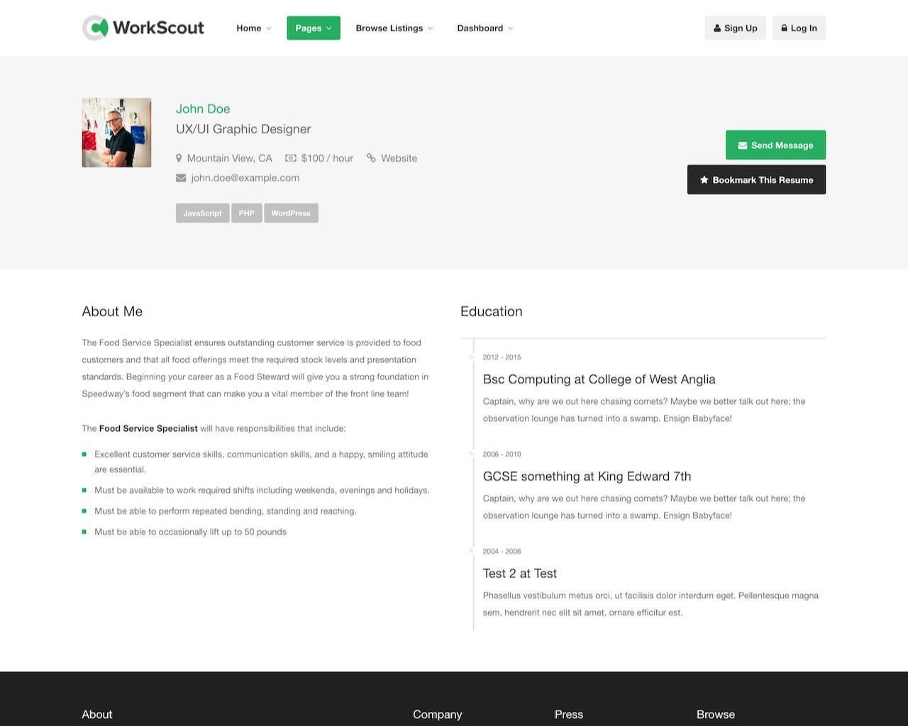 Website tuyển dụng - giới thiệu việc làm-4