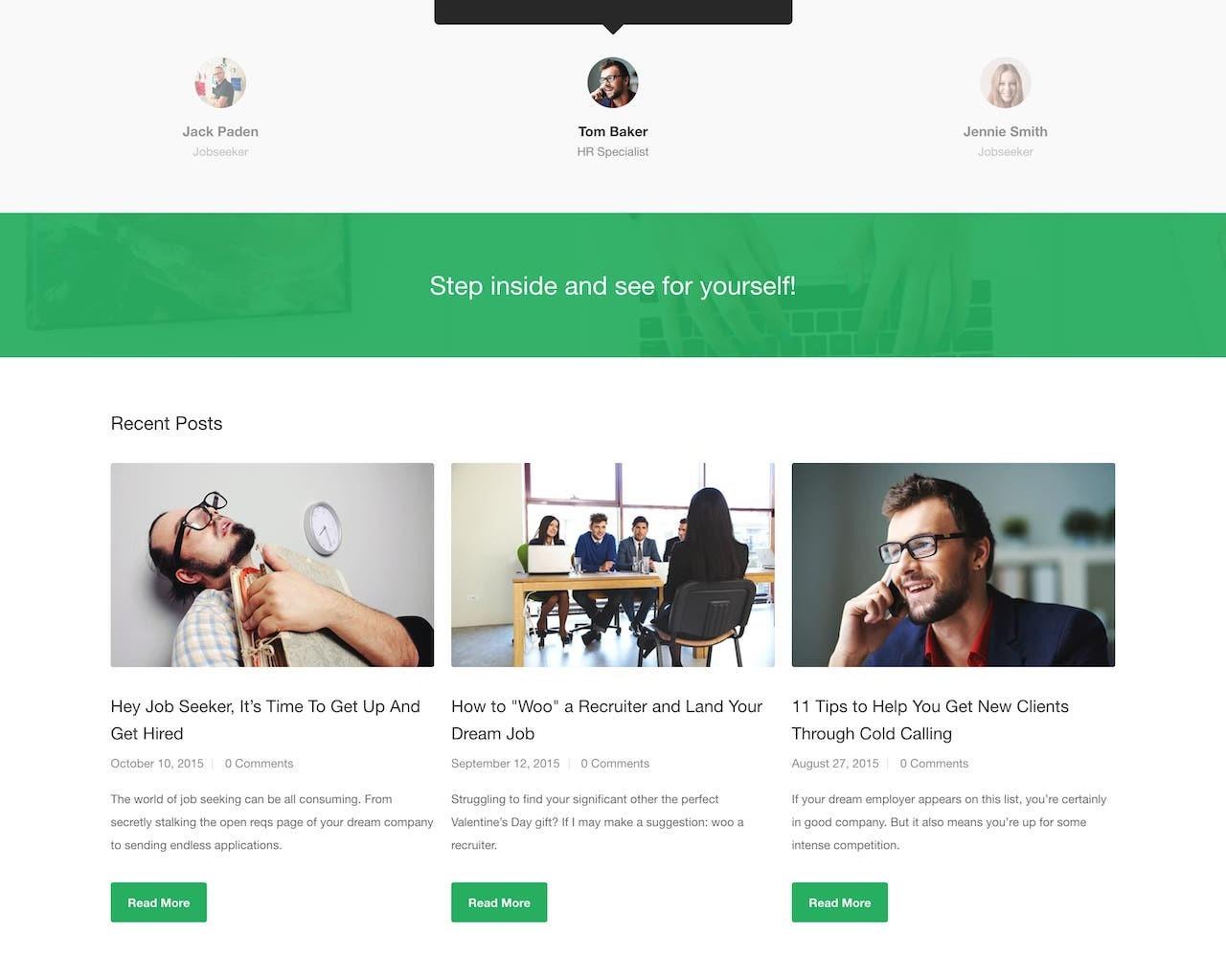 Website tuyển dụng - giới thiệu việc làm-2