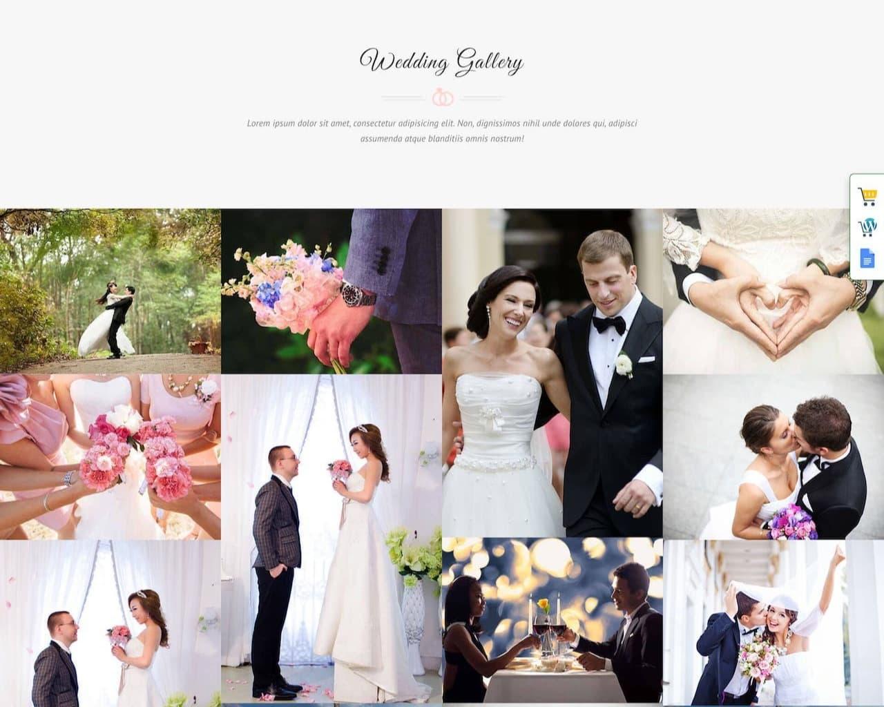 Website Wedding - Chúc mừng đám cưới-3