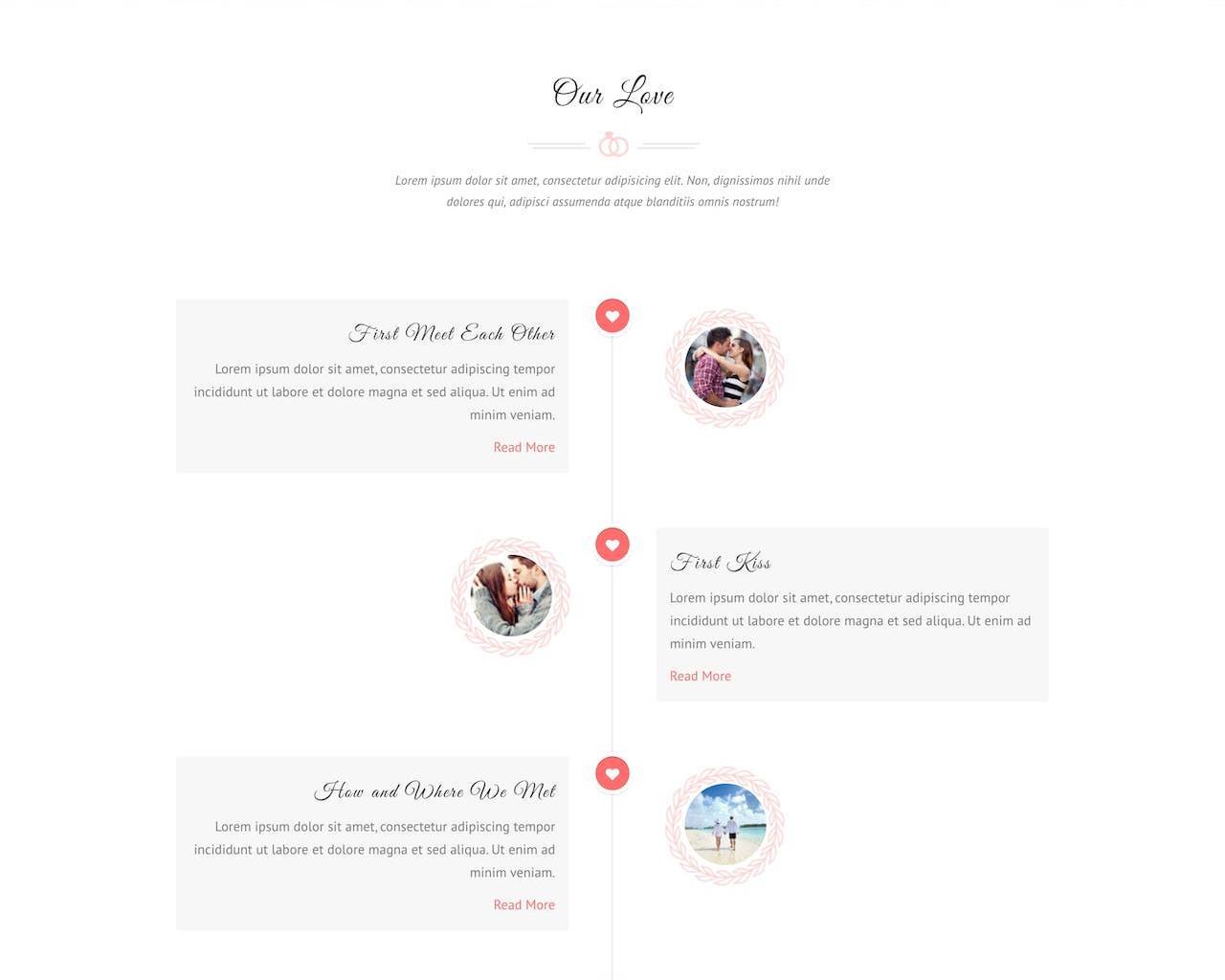 Website Wedding - Chúc mừng đám cưới-4