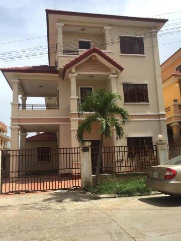 Twin villa in Piphub Thmey 3 Veng Sreng Road - 5/6