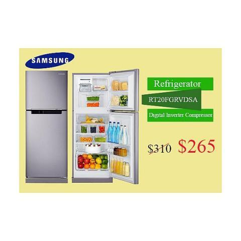 discount refrigerator Samsung RT20FGRVDSA for sale 265$ - 1/1