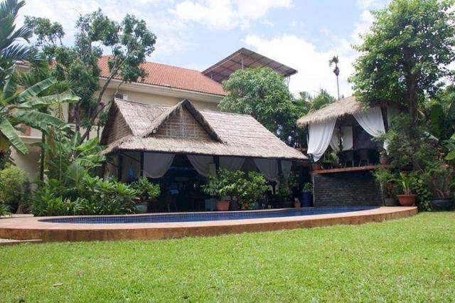 Room in Canopy Residential Retreat Siem Reap for long term rent - 6/9