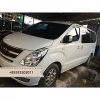 Hyundai Grand Starex for rent in cambodia