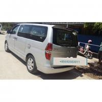 Hyundai Grand Starex for rent in cambodia - Image 2/5
