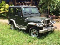 Vintage 4wd jeep for sale in Kampot - Image 1/3