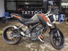 2015 KTM 200 Duke for Sale - 200 duke review