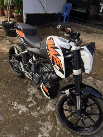 2015 KTM 200 Duke for Sale - 200 duke review - 3/6