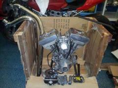 Harley Davidson 82 cubic inches motor for sale