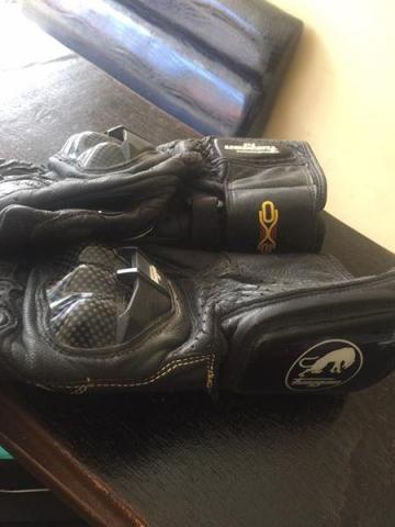Used furygan gloves for sale - 2/4