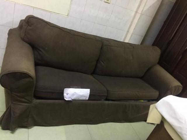 Used 2.5 seater sofa from japan - 1/1