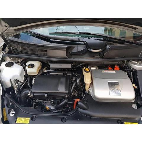 second hand Toyota Prius 2006 silver for sale - 5/8