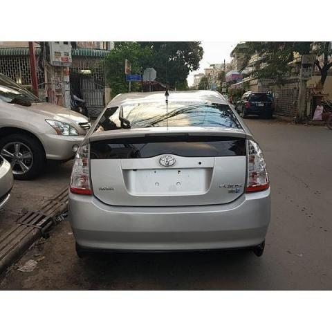 second hand Toyota Prius 2006 silver for sale - 6/8