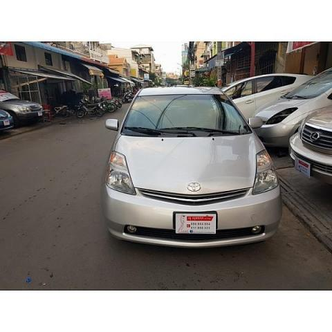second hand Toyota Prius 2006 silver for sale - 8/8
