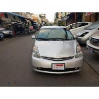 second hand Toyota Prius 2006 silver for sale - Image 8/8