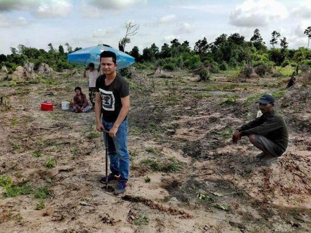 farming land around kampong thom - 1/5