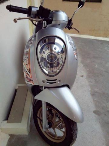 silver honda scoopy for sale in cambodia - 2/3