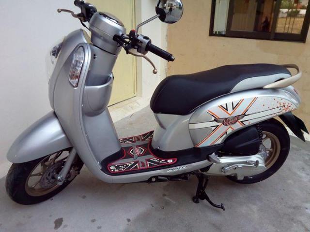silver honda scoopy for sale in cambodia - 3/3