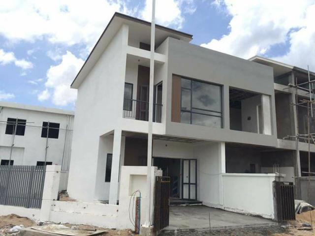 villa for sell - 1/4