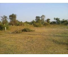 village land for sell near CP factory in Kombol