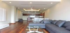 Two bedrooms western style and service apartment in BKK1