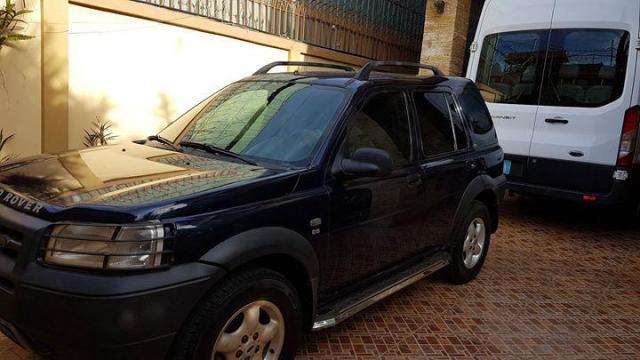 Urgent Land Rover-Freelander for sale - 1/5