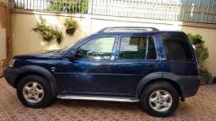 Urgent Land Rover-Freelander for sale