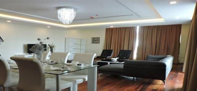 Modern & Brand new service apartment with swimming pool, gym in BKK1 - 4/4